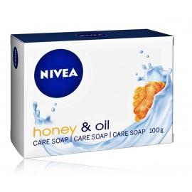 Nivea Honey & Oil Care Soap muilas