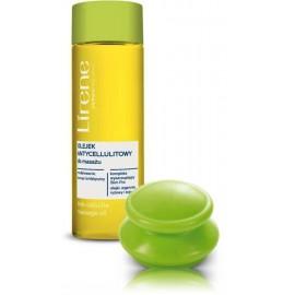 Lirene Make Me Slim! Endo-Massage anticeliulitinio masažo rinkinys (anticeliulitinis aliejus 100 ml. + masažinis kiniškas puodelis)