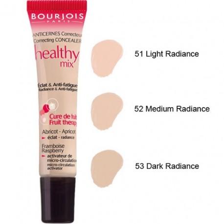 Bourjois Healthy Mix maskuoklis