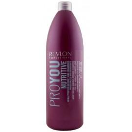 Revlon Professional Pro You Nutritive šampūnas sausiems plaukams 1000