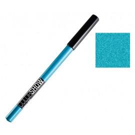 Maybelline Color Show akių pieštukas 210 Turquoise Flash