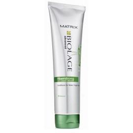 Matrix Biolage Advanced Fiberstrong kondicionierius silpniems, lūžinėjantiems plaukams 200 ml.