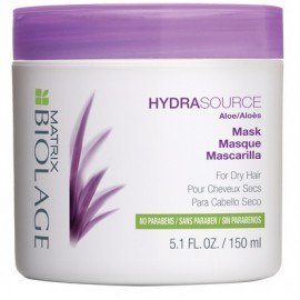 Matrix Biolage HydraSource drėkinanti kaukė 150 ml.