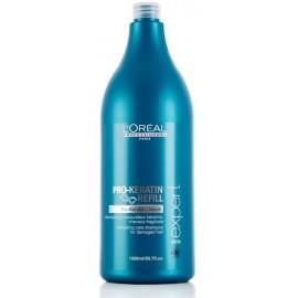 Loreal Professionnel Expert Pro-Keratin Refill atstatomasis šampūnas su keratinu 1500ml.