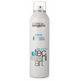 Loreal Professionnel Tecni.Art Fix Anti-Frizz stiprios fiksacijos lakas 400 ml.