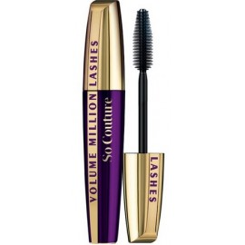 Loreal Volume Million Lashes So Couture Juodas blakstienų tušas