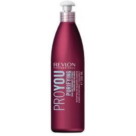 Revlon Professional Pro You Purifying šampūnas riebiems plaukams 350 ml.