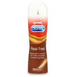 Durex Play Real Feel lubrikantas natūralus