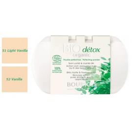 Bourjois Bio Detox Organic kompaktinė pudra