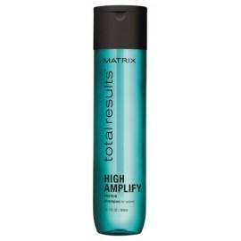Matrix Total Results High Amplify apimtį didinantis šampūnas 300 ml.