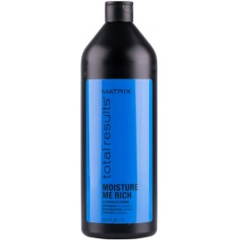Matrix Total Results Moisture Me Rich drėkinantis šampūnas 1000 ml.