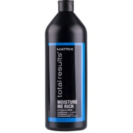 Matrix Total Results Moisture Me Rich drėkinantis kondicionierius 1000 ml.