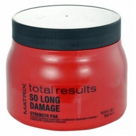 Matrix Total Results So Long Damage atstatanti kaukė 500 ml.