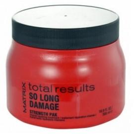 Matrix Total Results So Long Damage atstatanti kaukė