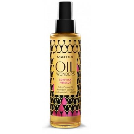 Matrix Oil Wonders Egyptian Hibiscus aliejus dažytiems plaukams