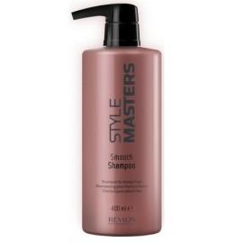 Revlon Professional Style Masters Smooth šampūnas tiesiems plaukams 400 ml.