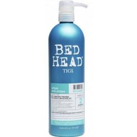 Tigi Bed Head Recovery atstatomasis šampūnas  750 ml.