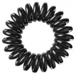 Invisibobble plaukų gumytės (3 vnt. Juoda spalva)