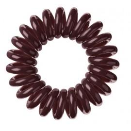 Invisibobble plaukų gumytės (3 vnt. Ruda spalva)