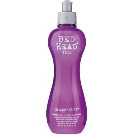 Tigi Bed Head Superstar Blowdry apimties suteikiantis losjonas 250 ml.