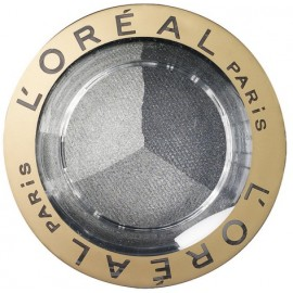 Loreal Color Appeal Trio Pro akių šešėliai 407 Grey Obsession