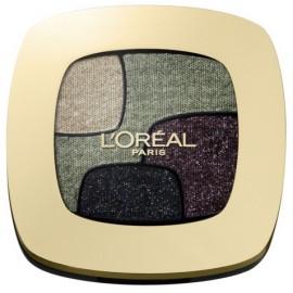 Loreal Color Riche Les Ombres akių šešėliai P2 Tresors Caches