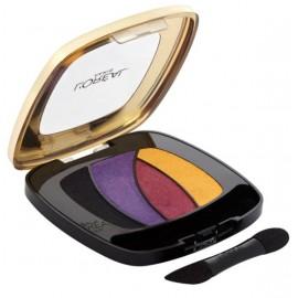 Loreal Color Riche Les Ombres akių šešėliai S3 Disco Smoking