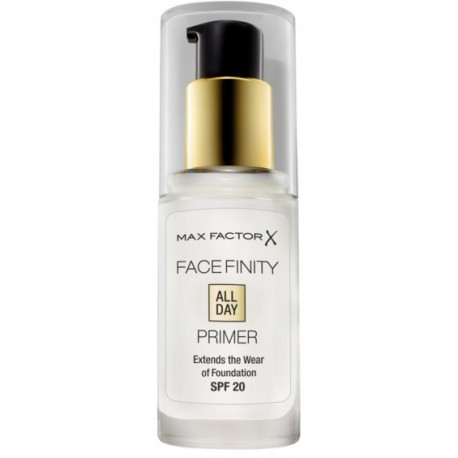 Max Factor Facefinity All Day makiažo bazė
