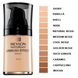 Revlon PhotoReady Airbrush Effect makiažo pagrindas
