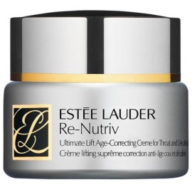 Esteé Lauder Re Nutriv Ultimate Lift Creme Throat Decollete kremas kaklo ir dekoltė sričiai 50 ml.