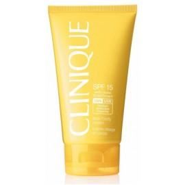 Clinique SPF15 vandeniui atsparus kremas nuo saulės veidui ir kūnui 150 ml.