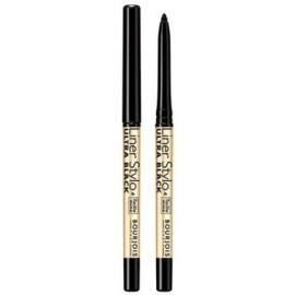 Bourjois Liner Stylo 61 Ultra Black išsukamas akių pieštukas su antgaliu pasmailinimui (juodas)