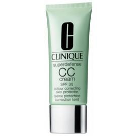 Clinique Superdefence Colour Correcting Skin Protector Cream kremas su atspalviu 40 ml. Light