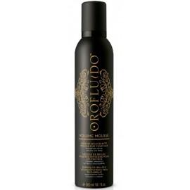Orofluido plaukų putos su natūraliais aliejais 300 ml.