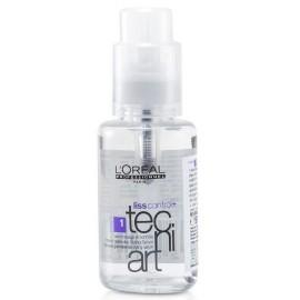 Loreal Tecni Art Liss Control + Serum tiesinamasis serumas 50 ml.