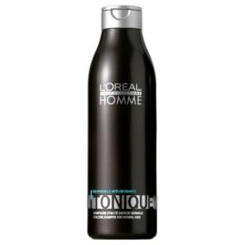 Loreal Homme Tonique Shampoo šampūnas vyrams 250 ml.
