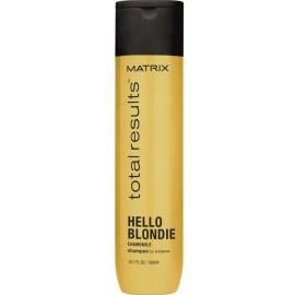 Matrix Total Results Hello Blondie Chamomile šampūnas 300 ml.