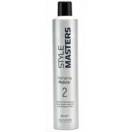 Revlon Professional Style Masters Modular 2 vidutinės fiksacijos plaukų lakas 500 ml.