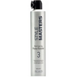 Revlon Professional Style Masters Photo Finisher 3 stiprios fiksacijos plaukų lakas 500 ml.