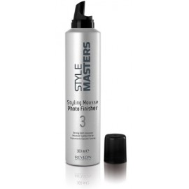 Revlon Professional Style Masters Photo Finisher 3 stiprios fiksacijos plaukų putos 300 ml.