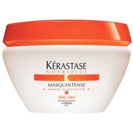 Kérastase Nutritive Masquintense Thick Irisome kaukė sausiems plaukams 200 ml.