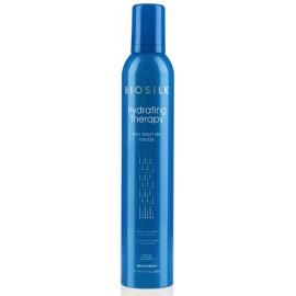 Biosilk Hydrating Therapy Rich Moisture Mousse drėkinamosios putos plaukams 360 g.