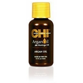 CHI Argan Oil Plus Moringa Oil aliejus plaukams 15 ml.
