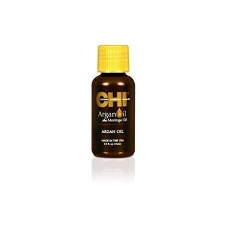 CHI Argan Oil Plus Moringa Oil aliejus plaukams 15 ml.