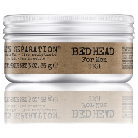Tigi Bed Head For Men matinis formavimo vaškas vyrams 85 ml.