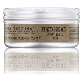 Tigi Bed Head Pure Texture formavimo pasta vyrams 83 ml.