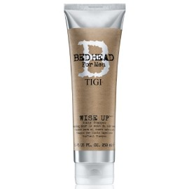 Tigi Bed Head For Men Wise Up šampūnas vyrams 250 ml.