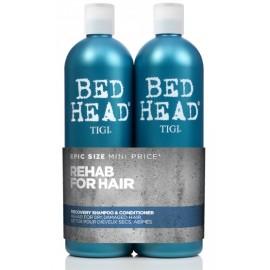 Tigi Bed Head Recovery rinkinys (750 ml. šampūnas + 750 ml. kondicionierius)