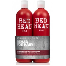 Tigi Bed Head Resurrection rinkinys (750 ml. šampūnas + 750 ml. kondicionierius)