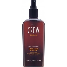 American Crew Classic Medium Hold Spray Gel purškiama želė 250 ml.
